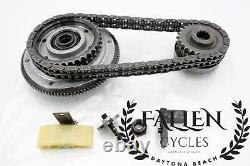 1996 Harley-Davidson EVO TOURING Clutch Basket Primary Kit 28,219 miles! VIDEO