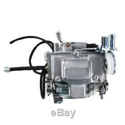 1 Kit Carburetor Rebuild Kit Repair Compatible with Harley Davidson Evo Twin Cam