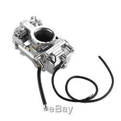 1x HSR42 Carburetor Rebuild Kit Compatible with Harley Davidson Evo Twin Cam Evo