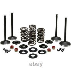 20-22650 Valve Kit Comp 84-98 Evo Harley Fxstc 1340 Softail Custom 1990