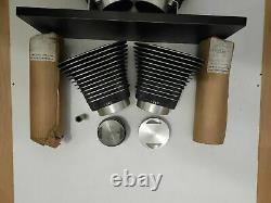 7 Zyl Konvolut 2x 1340 + 1x 883 ccm³ Harley XL Sportster EVO Zylinder Tuning Kit