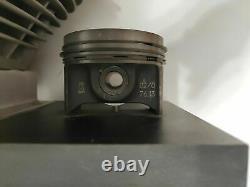 883 ccm³ Harley XL Sportster EVO Zylinder Tuning Kit Mahle Kolben laut Prospekt