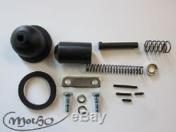 Anlasser Starter Relais Magnetschalter Solenoid Rep Kit für Harley FX FL XL Evo