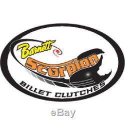 Barnett Scorpion Billet Clutch Kit For Harley 1990-'97 Evo Big Twin 608-30-10090