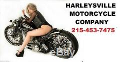 Belt Drives Ltd 8mm Belt Drive Kit with Outboard Support EVOB-900 Harley Softail