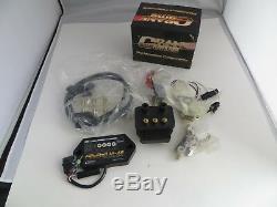 CRANE CAMS HI-4E IGNIT KIT 84-94 EVO 8-4101 Harley Davidson 8-4101 Fireball