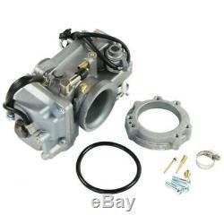 Carburetor Rebuild Kit Compatible with Mikuni HSR42 Harley Davidson Evo Twin Cam