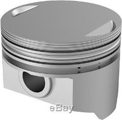 Cast Piston Kit EVO 80CI 8.61 +. 040 KB Pistons KB258.040 For 84-99 Harley