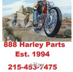 Chrome 120pc SHOWBIKE Hardware Kit Motor Tranny Primary Harley EVO Softail 89-05
