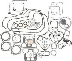 Cometic 3 5/8 EVO Engine Gasket Kit 92-00 Harley Dyna Touring Softail C9908