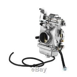 Complete Carburetor Rebuild Kit Carb kit Suit for Harley Davidson Evo Twin Cam