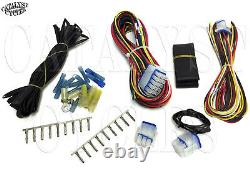 Complete Ultima Electronic Wiring Harness Kit for Harley Evo & Custom