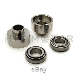 Conversion Neck Cup Cups Kit 7/8 to 1 Evo Front End Harley Ironhead Sportster