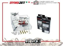 DYNOJET E8102 Kit Carburazione Jet Kit Stage 1 HARLEY DAVIDSON 1340 Evo 1995