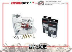 DYNOJET E8102 Kit Carburazione Stage 1 HARLEY 1340 Evo Dyna, FXR, Softail 1995