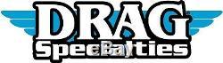 Drag Specialties Black Evo Twin Cam Rocker Box Kit 99-00 Harley Dyna Touring FXR