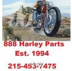 Dyna 120pc SHOWBIKE Chrome Hardware Kit Motor Tranny Primary Harley EVO 1991-05