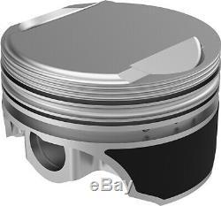 Forged Piston Kit EVO 80CI 9.51 +. 005 KB Pistons KB920C. 005 For 84-99 Harley