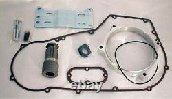 HARLEY SOFTTAIL EVO 250 Wide Tire Swingarm Conversion Kit Frame 1987-99 USA Made