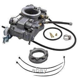 HSR42 Carburetor Rebuild Kit Suit for Harley Davidson Evo Twin Cam Evo Replaces