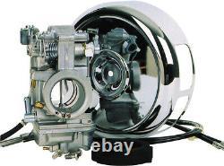 HSR Carburetor Easy Kit 42 mm Mikuni 42-7 For 90-99 Harley EVO