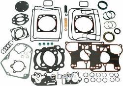 Harley 1984-91 1340cc Evo Engine Gasket Kit withMLS Head Gaskets 17035-83-MLS