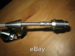 Harley Arlen Ness Öldruckanzeige, -manometer Kit EVO Big Twin Softail Touring