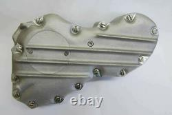 Harley/ Customs Chrome Panhead Kit Evo Casted Generator Style Cam Cover In Stock