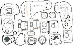 Harley-Davidson EVO 92-98 Complete Gasket Kit 3 1/2 Bore. 030 Cometic C9846F