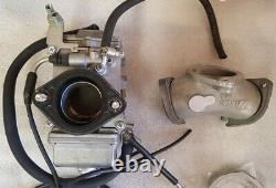 Harley Davidson Evo 1340 Mikuni HSR42 Complete Kit. No air filter