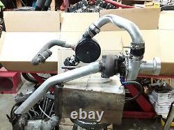 Harley Davidson Turbo Charger S&S Super G Evo Shovelhead Racing Performance Kit