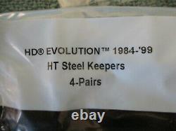 Harley Evo 1984-1999 Engine Completehead Spring Kit With Valves