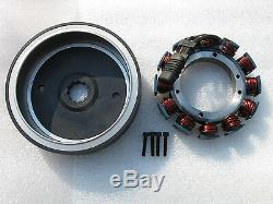 Harley Evo (stator) & (rotor) 32amp Kit Heavy Duty