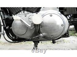 Harley Foot Peg Mount Kit Parkerizing EVO Sportster JAPAN Limited frisco style
