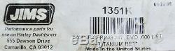 Harley Jims Valve Springs Kit Titanium Valve Spring Kit Evo 84-99