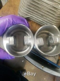 Harley S & S Cycle SS EVO Top End Kit High Comp Pistons Jugs Cyl Heads 84-99 HD
