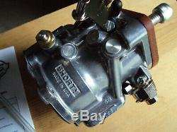 Harley S & S Cycle Shorty Super E Carburetor Kit with Manifold Evo Motor Engine