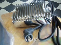 Harley Stator, Regulator & Rotor Kit Evo Twin Cam Shovel 32 Amp 1970-1999