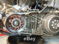 Harley Stator & Rotor Kit Shovelhead & Evo 1970-99 32 Amp