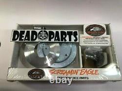 Harley new nib screamin eagle evo 29934-97a stage 2 air cleaner cam efi kit