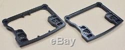 Harley original Ventildeckelring Kit schwarz Rockerbox Spacer black EVO
