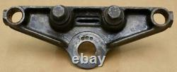 Harley original obere Gabelbrücke Upper Fork Clamp FL FLH Shovel Panhead