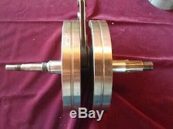 Jims I beam billet 4 5/8 stroker flywheel kit for Harley Davidson Evo motor