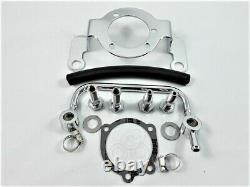 K&N 3680 Luftfilterkit mit TÜV für Harley Davidson Air Filter für Twin-Cam u. EVO