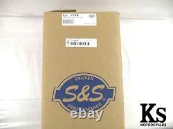 Kit De Cylindres Big Bore 96ci S&s Harley Avec Moteur Evo De 1984 À 1999