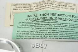 Kolben Kit K1621 Wiseco Harley-Davidson 1340 Evo