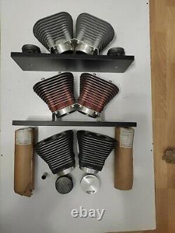 Konvolut 2 Stk 1340 + 883 ccm³ Harley XL Sportster EVO Zylinder Tuning Kit