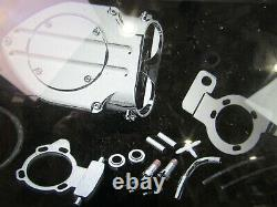 Kuryakyn Hypercharger Kit Harley Davidson 1340 B. T. Evo Carbureted 1993-1999
