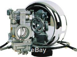 Mikuni 45-5 HSR45 Smoothbore Carburetor Easy Kit for Harley Evo Big Twin 88