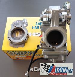Mikuni Carburetor 42-18 HSR42 Easy Kit for Harley Davidson EVO & Twincam models